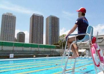 プール管理のイメージ
